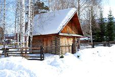 Free Small Hut Stock Photography - 18849202