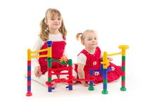 Free Children With Toy Stock Photo - 18849560