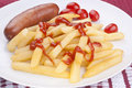 Free Fried Potato Royalty Free Stock Image - 18850906