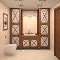 Free Modern Bathroom. Stock Photography - 18856042