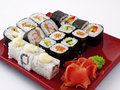 Free Rolled And Sushi Stock Photos - 18858453