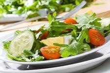 Free Salad Royalty Free Stock Photography - 18850407