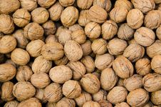 Free Bunch Of Walnuts Royalty Free Stock Photo - 18851095