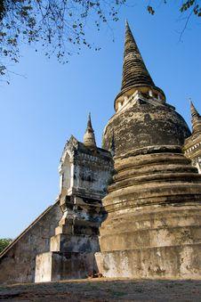 Free Tree Pagoda Stock Photography - 18851442