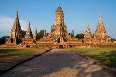 Free Beautiful Pagoda Royalty Free Stock Images - 18851449