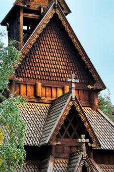 Free Church Of Gol Stock Photo - 18851530