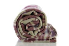 Free Folded Blanket Stock Image - 18852441