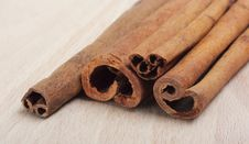 Free Spice Sticks Stock Photography - 18853762