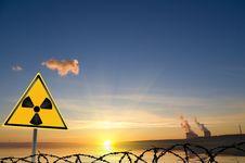 Free Radiating Danger Royalty Free Stock Photos - 18854038