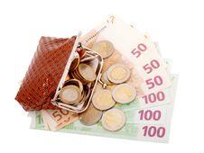 Free Euro Money Stock Image - 18855611