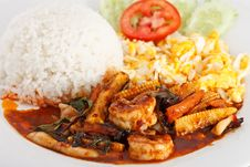 Free Thai Spicy Food Royalty Free Stock Photos - 18857128