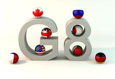 Free G-8 Stock Photo - 18858060