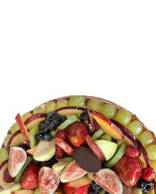 Free Fruit Tart Stock Image - 18858091