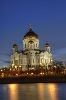 Free The Cathedral Of Christ The Savior Stock Photo - 18858210