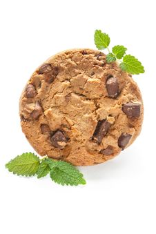 Free Chocolate Chip Cookie Stock Photography - 18858222