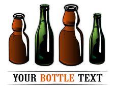 Free Glass Bottles Stock Photos - 18858473