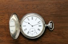 Free Pocket Watch Royalty Free Stock Images - 18859079