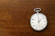 Free Pocket Watch Royalty Free Stock Photos - 18859098