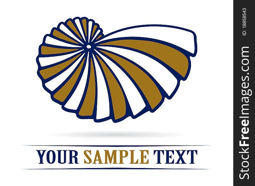 Spiral shell symbol