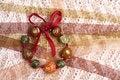 Free Handmade Painted Beads Bracelet Stock Photos - 18861833