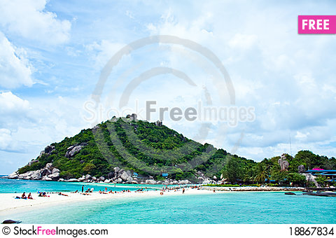 Free Let S Go To The Sea Stock Images - 18867834