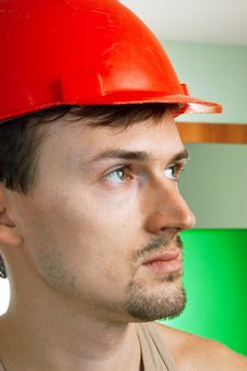 Free Young Worker Stock Image - 18860691