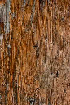 Free Old Red Painted Wood Royalty Free Stock Images - 18862649