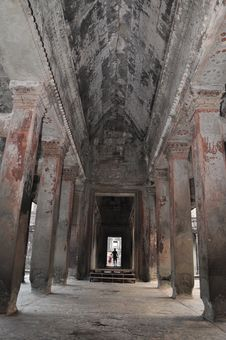 Free Ancient Temple Stock Photography - 18864292
