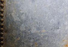 Free Old Galvanized Iron Background Royalty Free Stock Image - 18865826