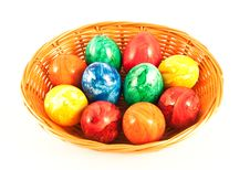 Free Painted Eggs. Royalty Free Stock Image - 18865936