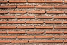 Free Roman Brick Texture Wallpaper Stock Photo - 18866060