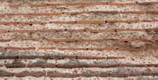 Free Roman Brick Texture Wallpaper Stock Image - 18866101
