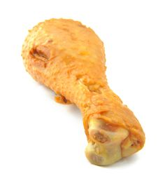 Free Chicken Leg Royalty Free Stock Images - 18866379