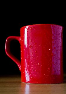Free Red Cup Royalty Free Stock Images - 18866429