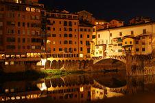 Free Ponte Vecchio Stock Images - 18866754