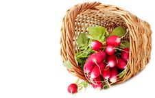 Free Bunch Of Radishes Royalty Free Stock Photo - 18866905