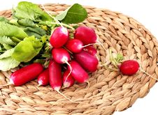 Free Radish Bunch Royalty Free Stock Photo - 18866925