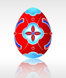 Free Easter Egg Royalty Free Stock Photos - 18867198