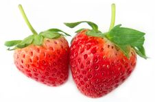 Free Strawberry Royalty Free Stock Photos - 18867648