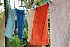Free Washing Stock Image - 18867671