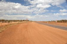 Free Outback Road Stock Photos - 18867683