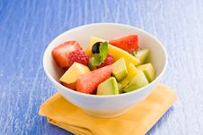 Free Fruit Salad Stock Photo - 18868770