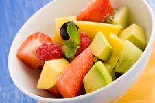 Free Fruit Salad Stock Photography - 18868842