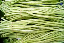 Free Long Beans Stock Photography - 18869702