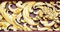 Free Thai Art Pattern Royalty Free Stock Image - 18877746