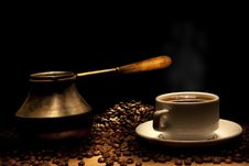 Free Coffee Royalty Free Stock Image - 18870006