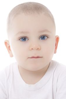 Free Baby Boy Stock Photography - 18870032