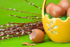 Free Easter Eggs Stock Images - 18870174