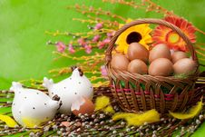 Free Easter Decoration Stock Image - 18870321