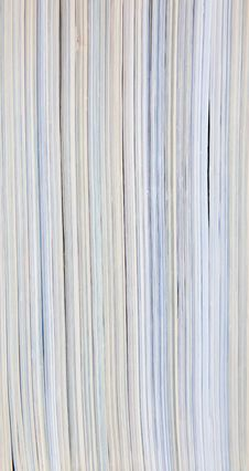 Free Magazine Paper Texture Stock Images - 18870394